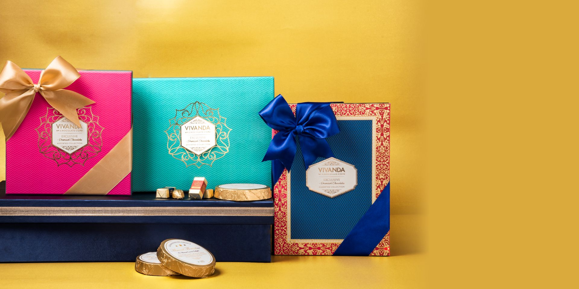 Vivanda Chocolate co.- For the Chocolate Connoisseurs Chocolates & Gifting