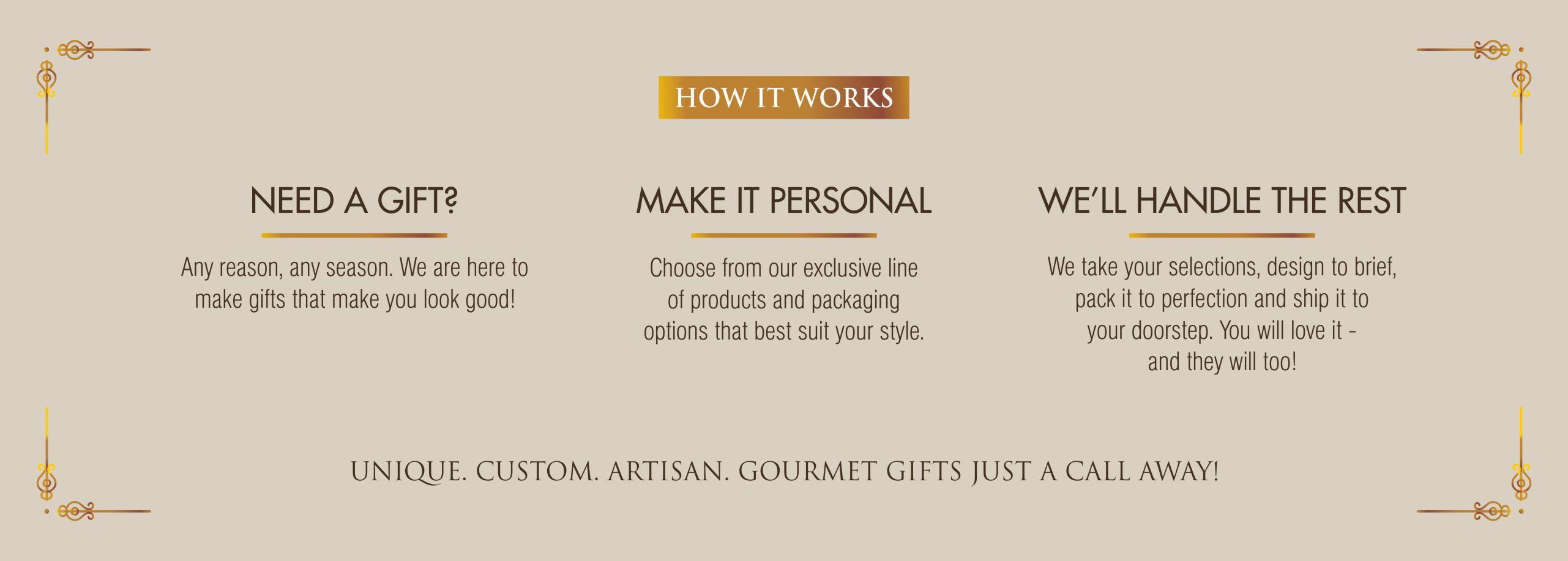 Bespoke & Exclusive Gifting Solutions - Vivanda Mumbai